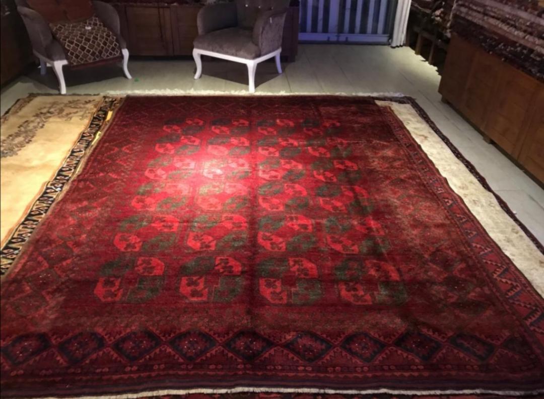 Taban Afkan Turkoman carpet
