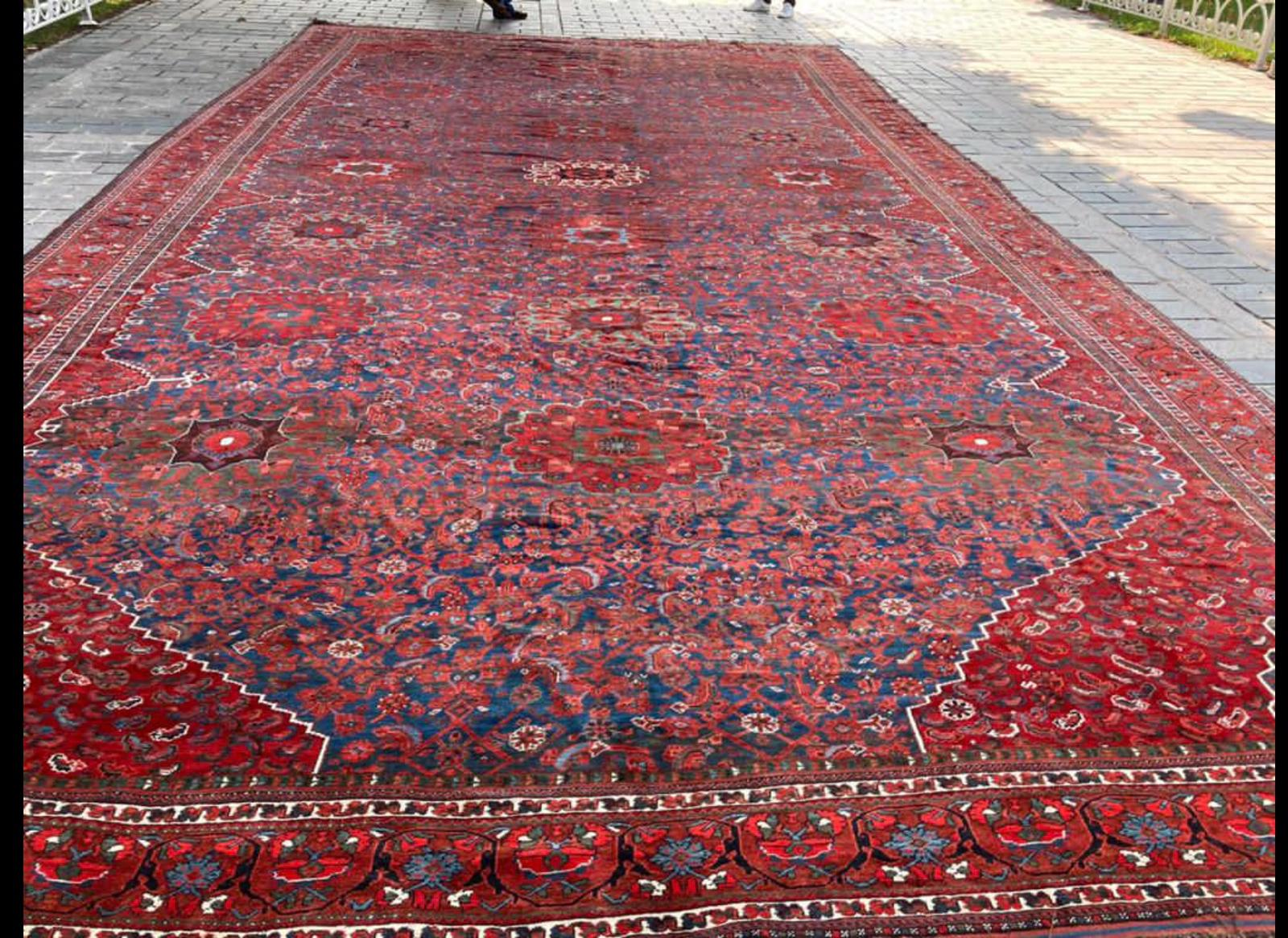 Kelle Persian Khamse