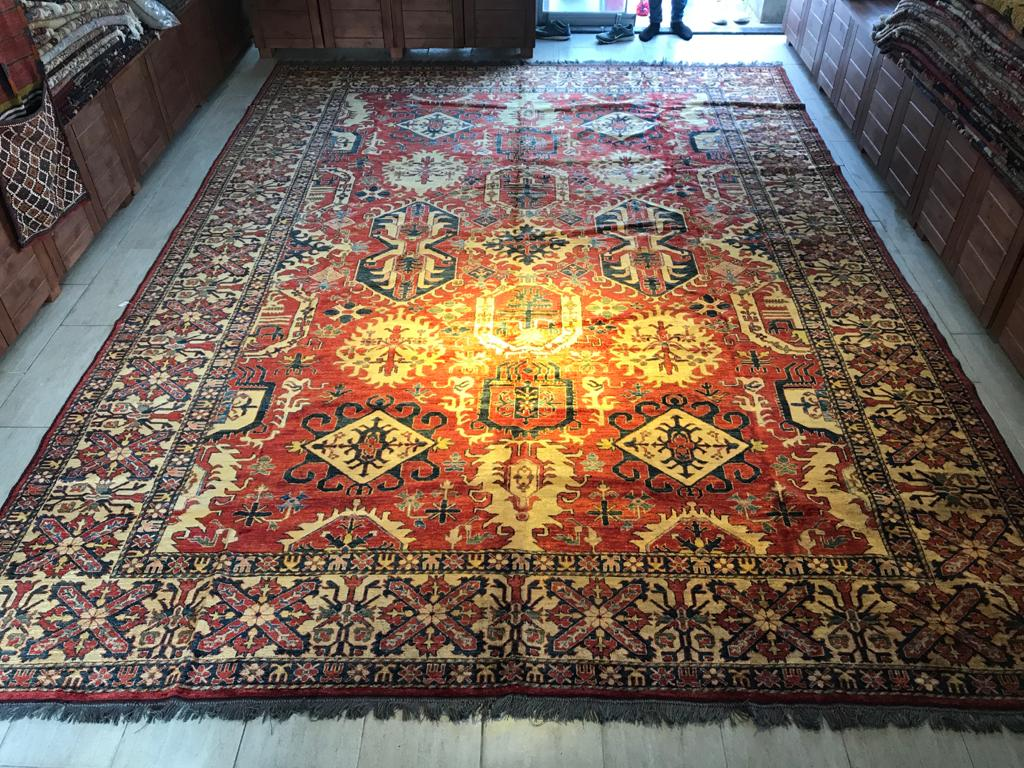Kelle Turkoman Carpet